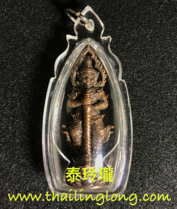 泰國鬼王(他wen術運)佛牌介紹